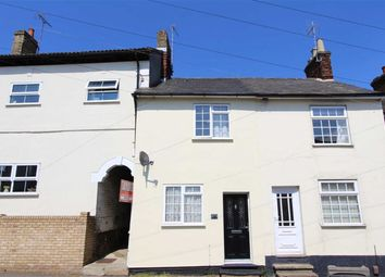 Thumbnail 2 bed terraced house for sale in Soulbury Road, Leighton Buzzard