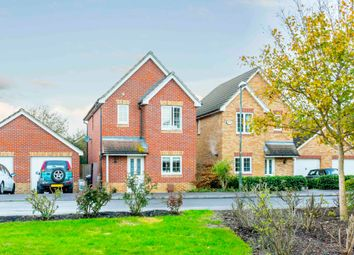 Thumbnail 3 bed detached house to rent in The Meadows, Chichester