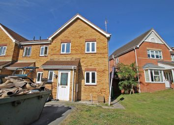 Thumbnail 3 bedroom semi-detached house for sale in Eccles Way, Nottingham