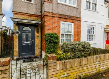 Thumbnail 3 bed end terrace house for sale in Portland Crescent, London