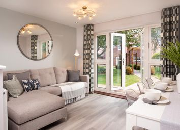 "Thumbnail 4 bed semi-detached house for sale in ""Helmsley"" at Texan Close, Warton, Preston"