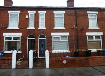 Thumbnail 2 bed terraced house to rent in Neville Street, Hazel Grove, Stockport