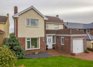 Thumbnail 3 bed detached house for sale in Dylan Close, Llandough, Penarth