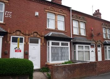 Thumbnail 3 bed property to rent in Selsey Road, Edgbaston, Birmingham
