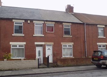 Thumbnail 1 bed flat to rent in Woodhorn Road, Ashington