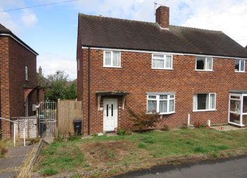 Thumbnail 3 bed semi-detached house for sale in Dobbins Oak Road, Wollescote, Stourbridge