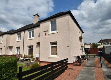 Thumbnail 2 bed flat for sale in Rotherwood Av, Knightswood, Glasgow