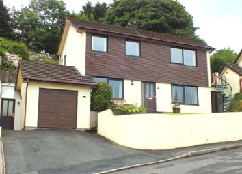Thumbnail 3 bed detached house for sale in Lawnswood, Saundersfoot, Pembrokeshire