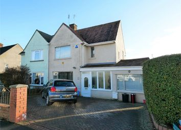 4 bed semi-detached house for sale in Glyndwr Road, Penarth CF64