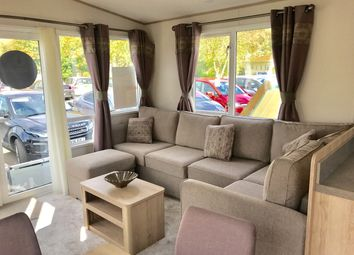 Thumbnail 2 bed mobile/park home for sale in Hillway, Bembridge