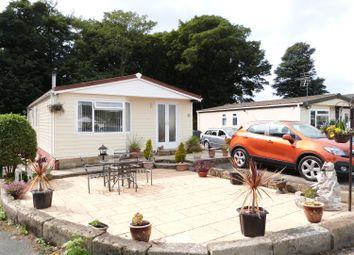 Thumbnail 2 bed mobile/park home for sale in Broadstones Park, Sheriff Lane, Bingley