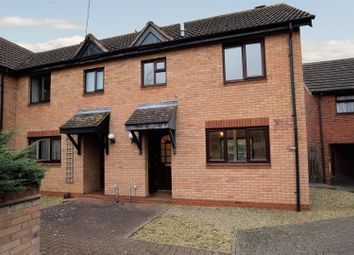 Thumbnail 2 bed end terrace house for sale in Weavers Close, Shipston-On-Stour