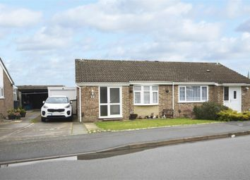 Thumbnail Semi-detached bungalow for sale in Mallows Drive, Raunds, Northamptonshire