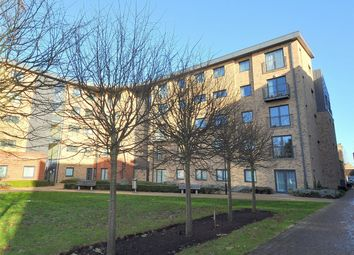 Thumbnail 2 bedroom flat for sale in Hawkins Court, Princes Street, Huntingdon, Cambridgeshire