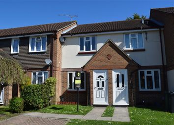Thumbnail 2 bed terraced house for sale in Weller Drive, Camberley, Surrey