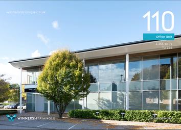 Thumbnail Office to let in 110 Wharfedale Road, Wokingham, Winnersh Triangle, Wokingham
