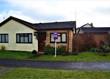 Thumbnail 2 bed semi-detached bungalow for sale in Magpie Way, Winslow