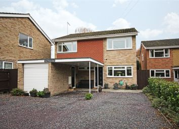 Thumbnail 4 bed detached house for sale in Windsor Road, Chobham, Surrey