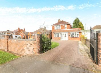 Thumbnail 3 bedroom detached house for sale in Long Knowle Lane, Wednesfield, Wolverhampton