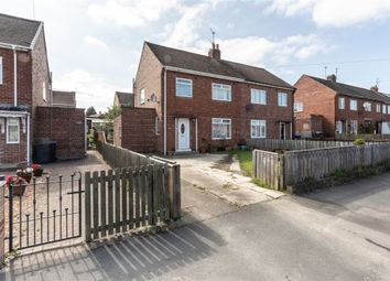 Thumbnail 3 bed semi-detached house for sale in Hall Lane Estate, Willington, Crook, Durham