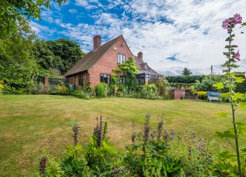 Thumbnail 4 bedroom detached house for sale in Upper Layham, Hadleigh, Suffolk