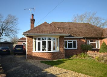 Thumbnail 3 bed semi-detached house for sale in Croy Close, Donnington, Chichester