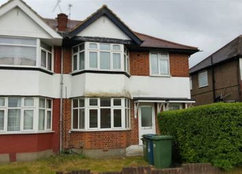 Thumbnail 2 bed maisonette to rent in Everton Drive, Stanmore, Stanmore, Middlesex