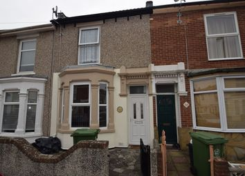 Thumbnail 2 bedroom terraced house to rent in Nelson Avenue, Portsmouth
