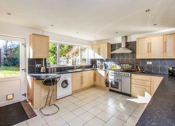 Thumbnail 4 bedroom detached house for sale in Glenville Avenue, Glen Parva, Leicester