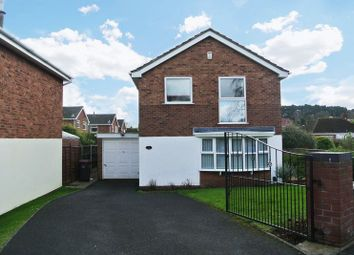 Thumbnail 3 bed detached house for sale in Bridle Road, Madeley, Telford, Shropshire.