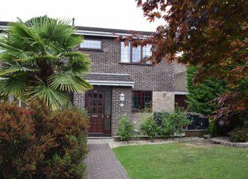 Thumbnail 3 bed end terrace house to rent in Rowan Drive, Highcliffe, Christchurch