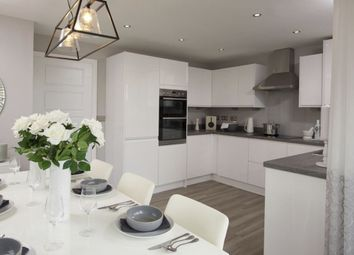 "Thumbnail 3 bed semi-detached house for sale in ""Ennerdale"" at Tiber Road, North Hykeham, Lincoln"