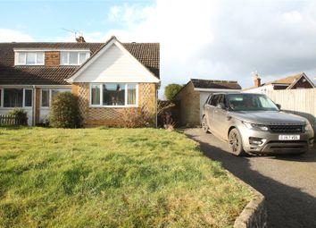Thumbnail 4 bed semi-detached house for sale in Larch Crescent, Tonbridge