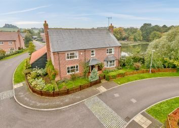Thumbnail 4 bed detached house for sale in Lovett Green, Sharpenhoe, Bedford