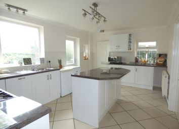 Thumbnail 4 bed detached house for sale in Oakham Road, Ashwell, Oakham