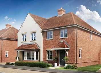 Thumbnail 3 bed semi-detached house for sale in The Redwing, Oakham Park, Old Wokingham Road, Crowthorne, Berkshire