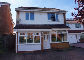 Thumbnail 4 bed detached house for sale in Melford, Tamworth