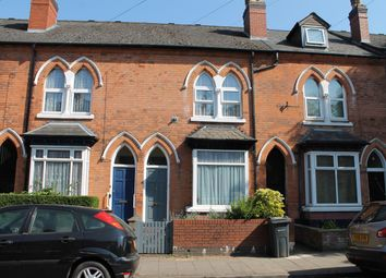 Thumbnail 4 bed terraced house to rent in Antrobus Road, Handsworth, Birmingham