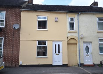 Thumbnail 2 bed terraced house for sale in Cemetery Road, Knutton, Newcastle-Under-Lyme