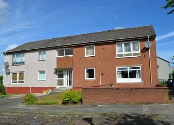 Thumbnail 2 bed flat to rent in Falkland Place, Stenhousemuir, Larbert