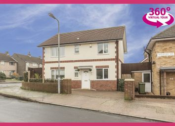 Thumbnail 4 bed detached house for sale in Washford Avenue, Llanrumney, Cardiff