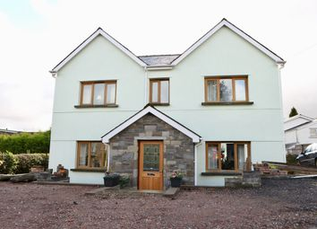 Thumbnail 4 bedroom detached house for sale in Winchfawr, Heolgerrig, Merthyr Tydfil
