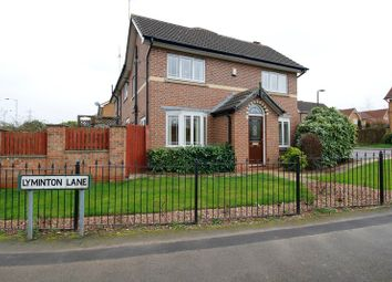 Thumbnail 3 bed semi-detached house for sale in Lyminton Lane, Rotherham, South Yorkshire