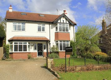 Thumbnail 5 bedroom detached house for sale in Woodacre Crescent, Bardsey, Leeds