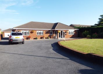 Thumbnail 4 bed detached bungalow for sale in Pendderi Road, Bynea, Llanelli