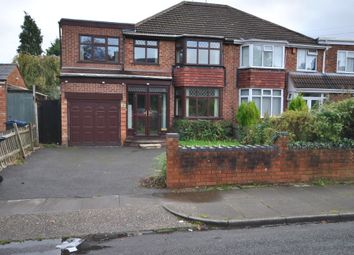 5 bed semi-detached house to rent in Livingstone Road, Kings Heath, Birmingham, West Midlands B14