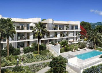 Thumbnail 3 bed apartment for sale in Nice Fabron, Provence-Alpes-Cote D'azur, 06000, France
