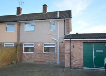 Thumbnail 3 bed semi-detached house to rent in Church Lane, Calow, Chesterfield