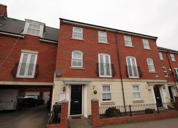Thumbnail 4 bedroom terraced house for sale in Sandhills Avenue, Hamilton, Leicester