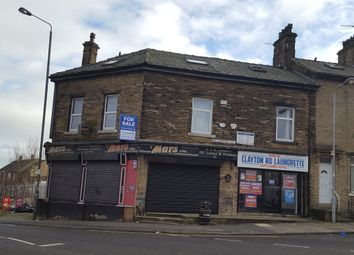 Thumbnail Retail premises for sale in Clayton Road, Bradford